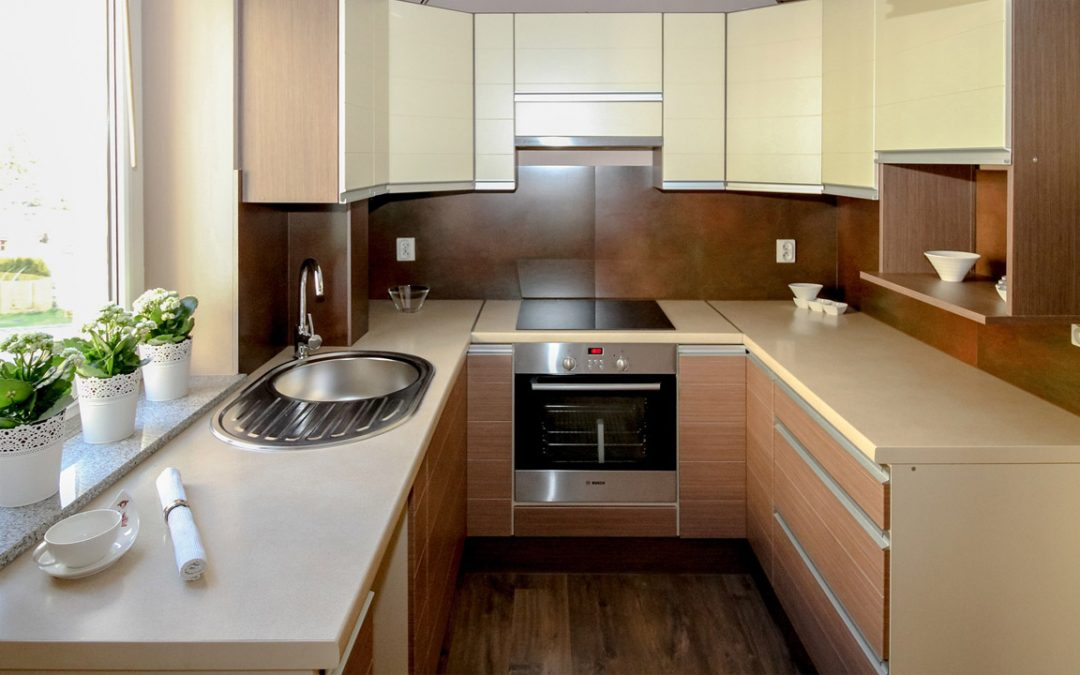 10 Ways to Maximise your Cramped Kitchen Space