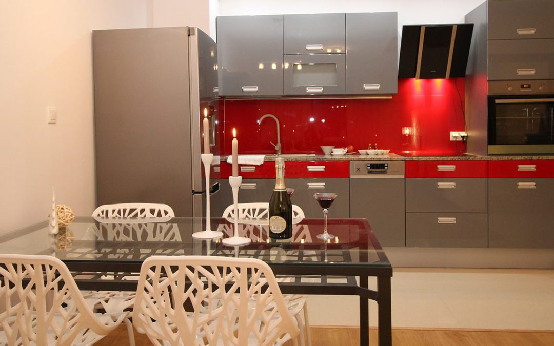 Top Tips on How to Manage an Open Kitchen Plan