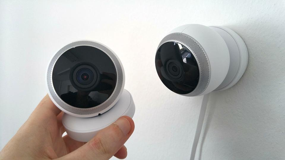 Have extra eyes with Smart Home Cameras