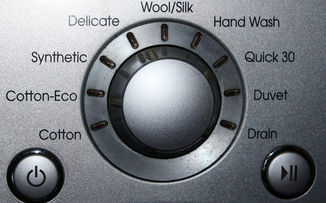 Housework 101: Washing Machines Symbols Explained