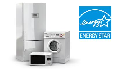 Energy-star appliances